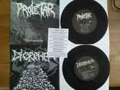 Image of Proletar / Diorrhea (7&quot; Vinyl)