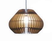 Image of rasterMORPH pendant light No.2