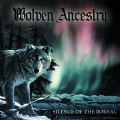 Image of Wolven Ancestry - Silence Of The Boreal (CD)