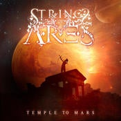 Image of Strings of Ares - Temple To Mars (CD)