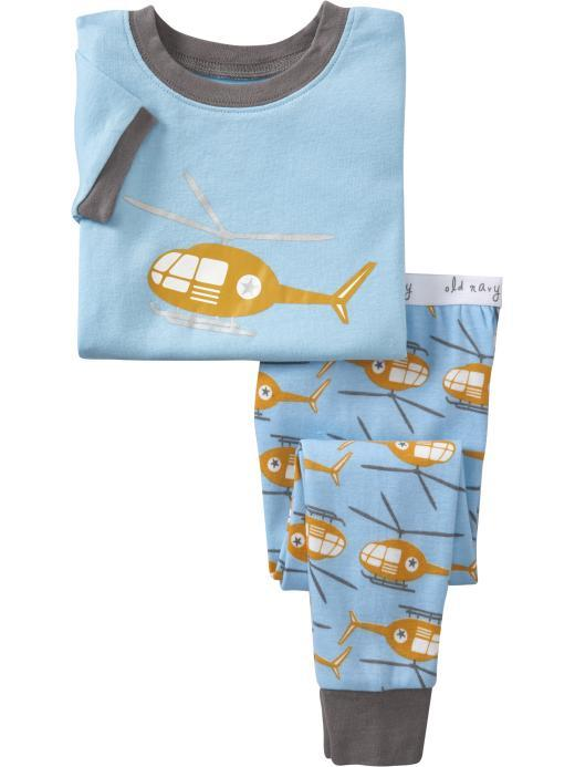Image of Helicopter Pyjama's