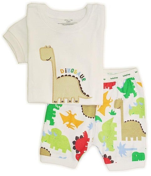 Image of Dinosaur - Kids PJ's