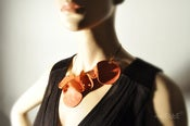Image of petal necklace
