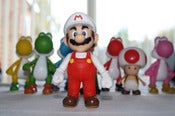 Image of Mario Poseable figures