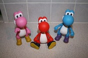 Image of Yoshi Figures (set of 3)