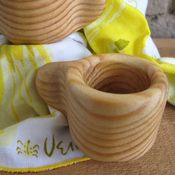 Image of Wee Wooden Cup
