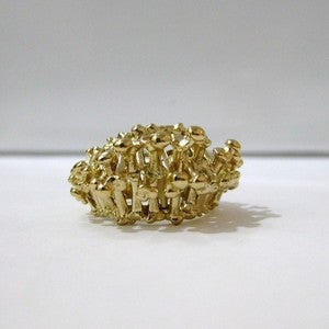 Image of Bone Vault Ring