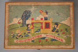 Image of JEU DE CONSTRUCTION ANNES 60 REF.319