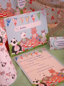 Image of Teddy Bears Picnic Collection
