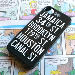 Image of Destination NYC iPhone 4g Case