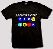 "Image of ""Ecentrik Avenue"" T-Shirt (Mens/Ladies)"