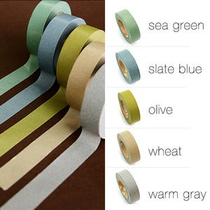 Image of mTape Washi Tape 1.5cm