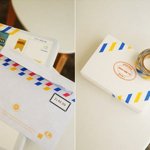 Image of  mTape Airmail Washi Tape