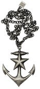 Image of Anchors Aweigh -  Pendant Necklace