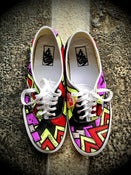 Image of Limited NEON LIGHTS SLOTH Vans