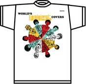 Image of World&amp;#x27;s Funkiest Covers T-shirt