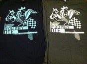 Image of 3 Horses Tee Shirt
