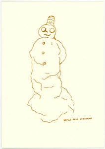 Image of Saville Row Snowman