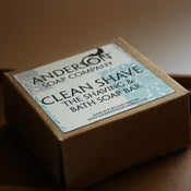 Image of Clean Shave - The shaving and bath soap bar (Variety) (Vegan)