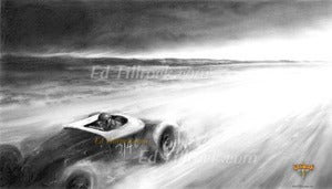 Image of &quot;El Mirage&quot; 11x17 print