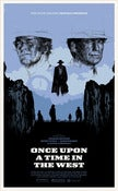 Image of Once Upon a Time in the West - Variant - 3 Left!