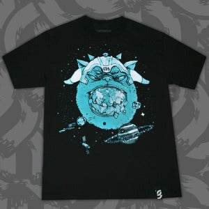 Image of The Boris Tee Black