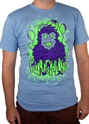 Image of Punchline<br>'Monkey'<br>T-Shirt