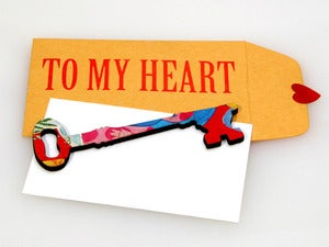 Image of Heart Key