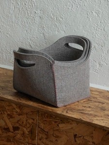 Image of Felt Baskets