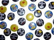 Image of BADGES (Lot de 5)