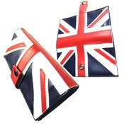 Image of British ) Checkbook Wallet