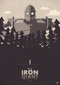 Image of The Iron Giant Movie Poster