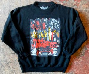 Image of THE WARRIORS CREW-NECK 