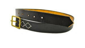 Image of The Curtis Belt - Black