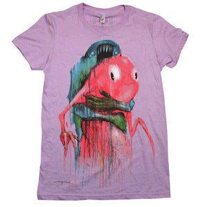 Image of Backpack | by Alex Pardee | Girly Shirt