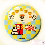 "Image of 8-Bit Bunny 3"" Button"