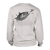 Image of Tuna Sandwich L/S - White