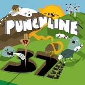Image of Punchline<br>'37 Everywhere'<br>CD