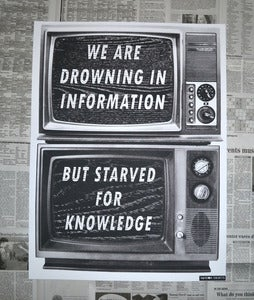 Image of Knowledge Print