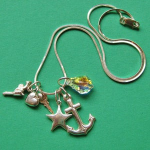 Image of Sterling Silver Nautical Treasures
