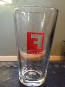 Image of Fullsteam Logo Pint Glass