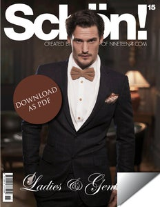 Image of Schön! 15 - Sam Webb / eBook download