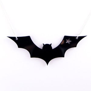 Image of Bat Necklace
