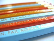 Image of pencils - advice - 9 assorted pencils