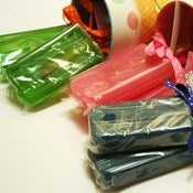 Image of So-Soapy Soap Pops (Vegan)