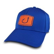 Image of Iconic Fitted Fishing Hat - Royal
