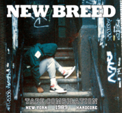 "Image of NEW BREED TAPE COMPILATION"" DOUBLE LP"