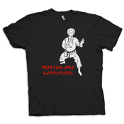 Image of Martial Art Garfunkel Shirt