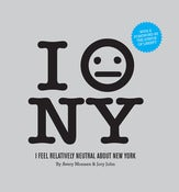 Image of I Feel Relatively Neutral About New York Book