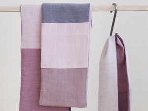 Image of mini scarves pinks